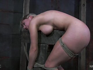 Big titted sexpot Dia Zerva gets what she deserves anent the dungeon