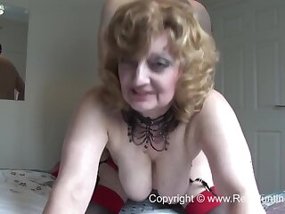 Angela Be useful to Hereford British Real Old Slut Porn Clip