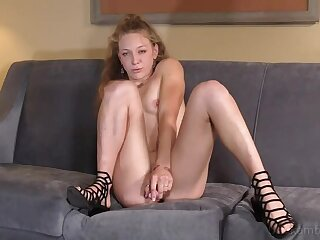 Blondie Ambushed by her First BBC on Casting
