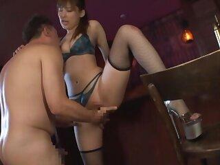 Hot babe Aine Maria gets her tight-fisted cunt rim with a hard dick