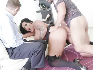 Sexy Housewives Getting Boned not far from Doggystyle Compilation
